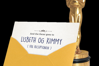 The Oscar goes to… Filmteambuilding Odense